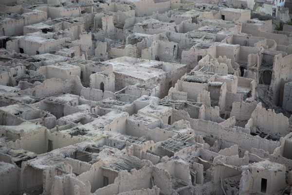 View over the old town of Al Ula | Al Ula oude stad | Saoedi Arabië