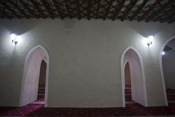 Photo de Inside of Jawatha mosqueAl-Kilabiyah - Arabie Saoudite
