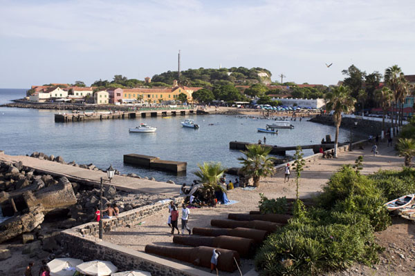 Picture of Ile de Gorée