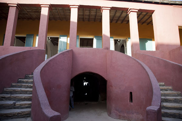Foto de Inside the House of Slaves on Ile de GoréeGorée - Senegal