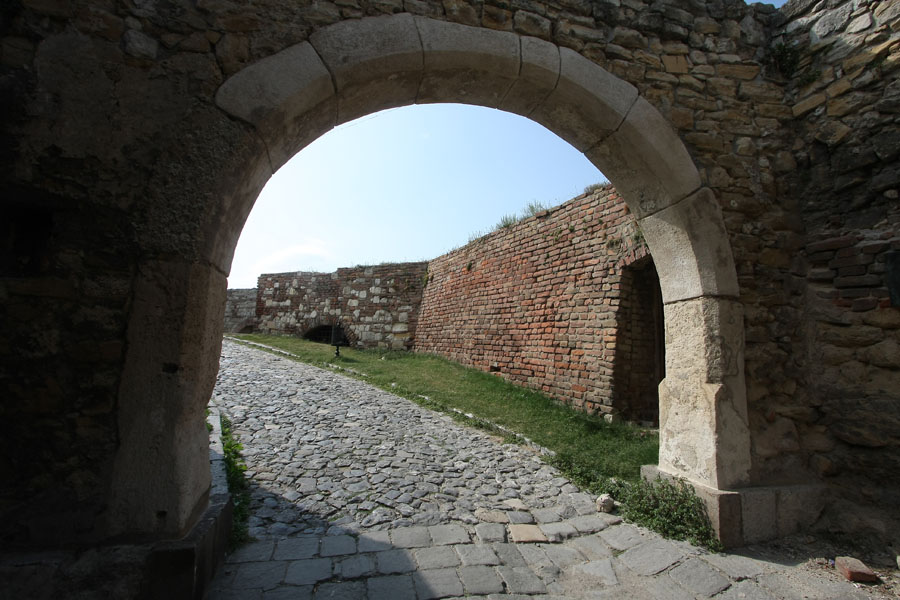 Zindan Gate is the northern access to Kalemegdan | Kalemegdan | Serbia