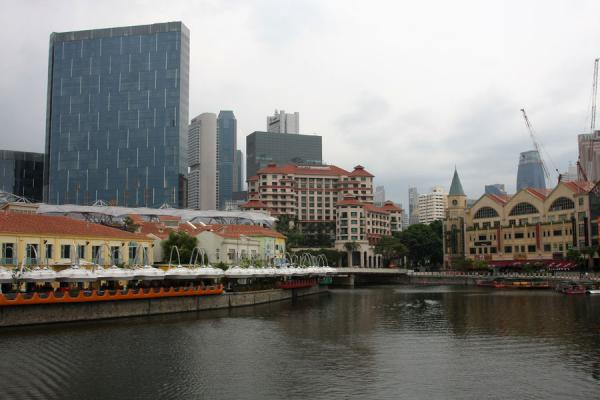 Restaurants at Clarke Quay | Singapore River | Singapore