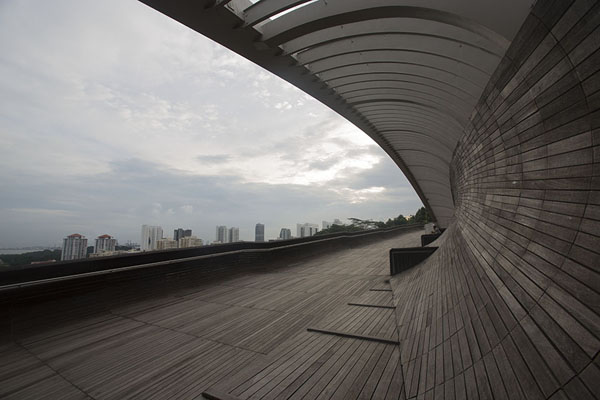 Henderson Waves in the afternoon - 新加玻