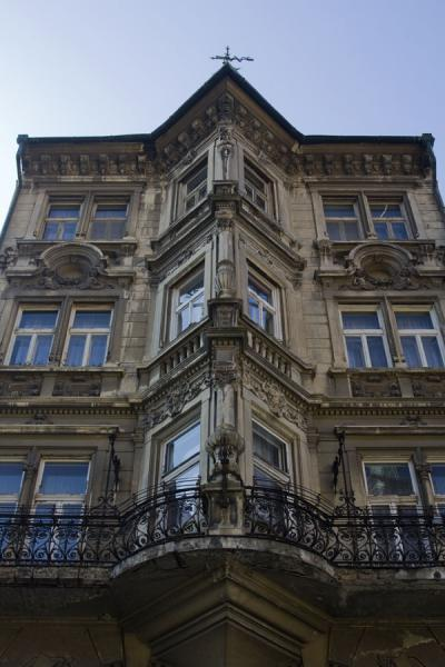 Photo de One of the remarkable houses of BratislavaVielle ville de Bratislava - Slovaquie