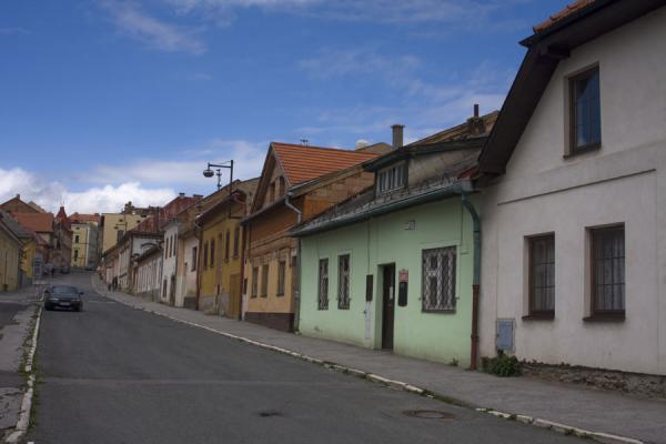 One of the quiet streets of Levoča | Levoča Old Town | Slovakia