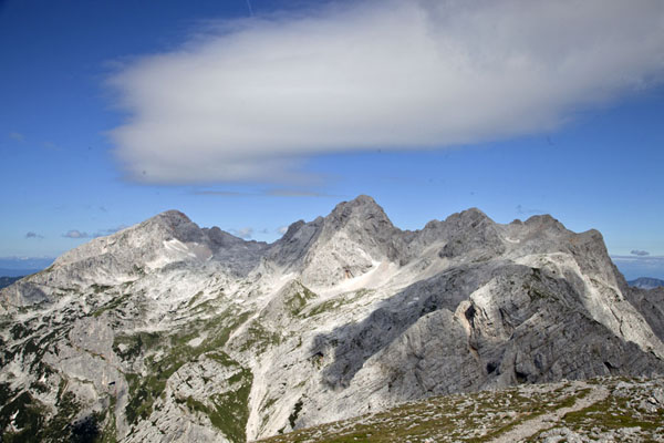 The western ridge of the Logarska Dolina | Logarska Dolina | Slovenia