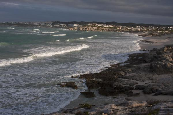 Coastline at Arniston: looking towards the village from the north | Arniston | South Africa