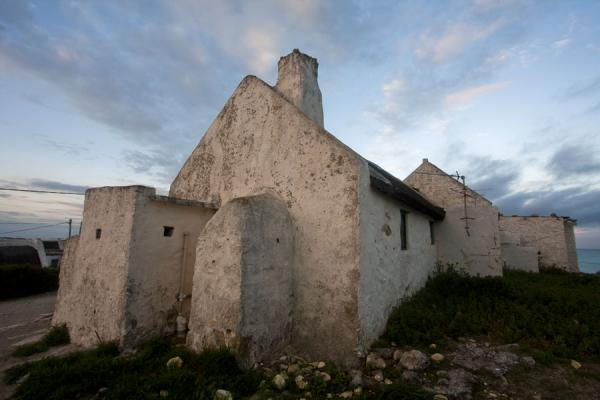 One of the old thatched houses of Arniston | Arniston | South Africa