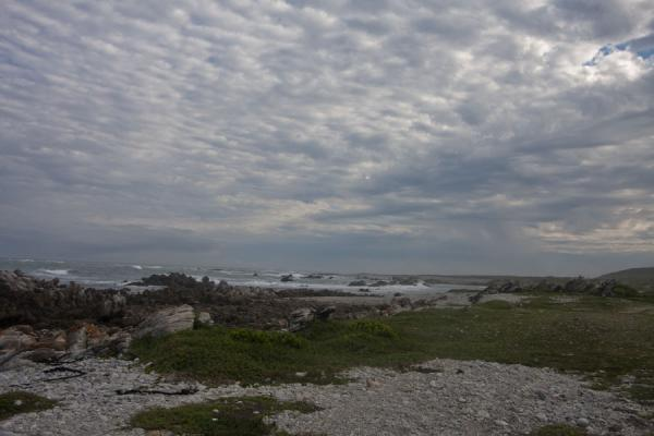 Picture of The extreme south of Africa at Cape Agulhas