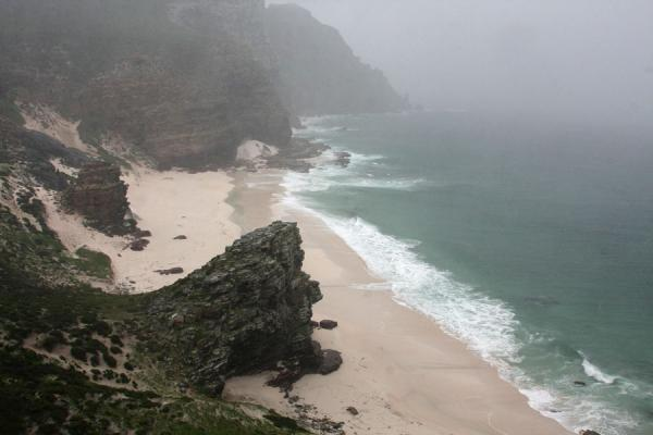Foto di Dias Beach between Cape Point and Cape of Good HopeCape Point - Africa del Sud