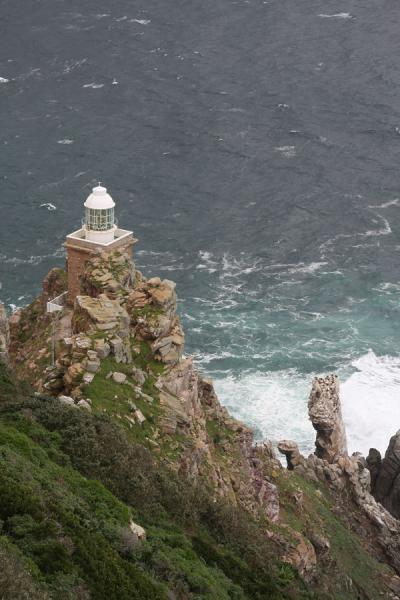 New lighthouse at Dias Point | Cape Point | Africa del Sud