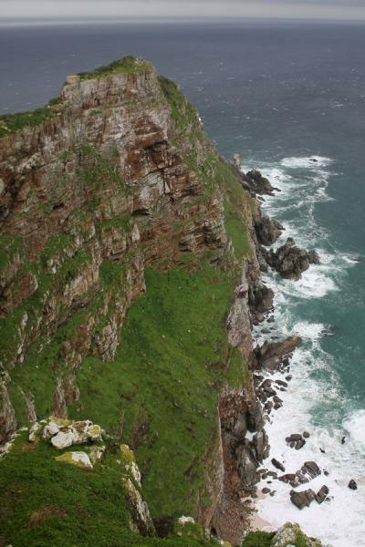 Dias Point with the new lighthouse | Cape Point | Africa del Sud