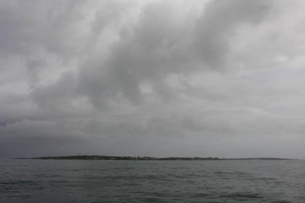 Picture of View of Robben Island from a distance