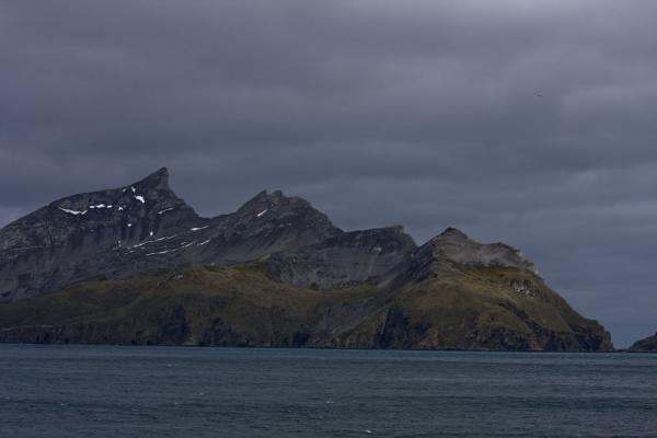 Rocky landscape of Esenhul | Esenhul | South Georgia and South Sandwich Islands