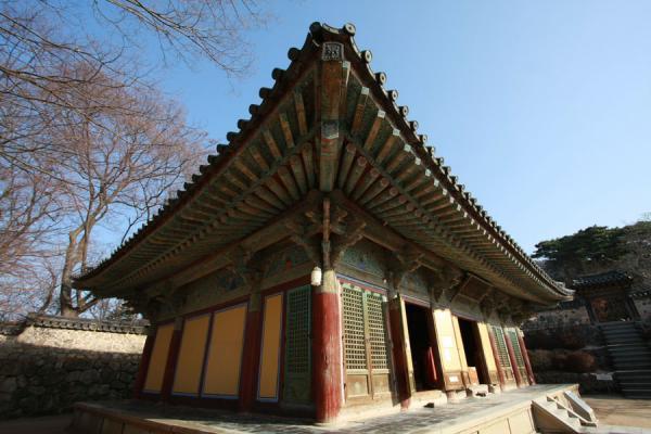 Picture of Bulguksa (South Korea): Birojeon, small temple at Bulguksa