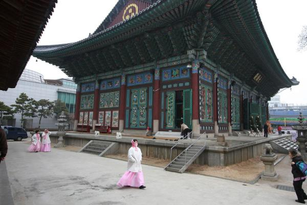 Picture of Jogyesa Temple