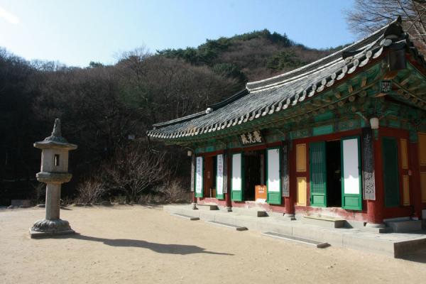 Picture of Seokguram Grotto (South Korea): Buddhist temple close to Seokguram