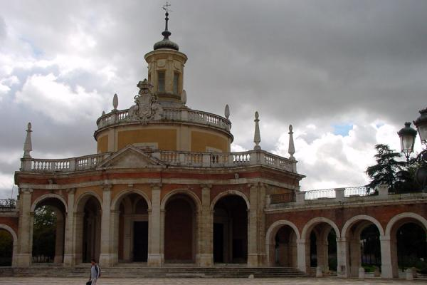 Royal Chapel on the Plaza San Antonio | Aranjuez | Spain