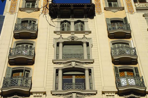 One of the remarkable houses in Eixample | Eixample | Spain