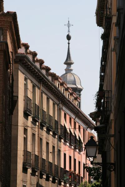 One of the typical streets in Latina | Latina | Spain
