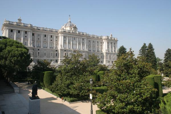 Royal Palace and Sabatini gardens | Royal Palace | Spain