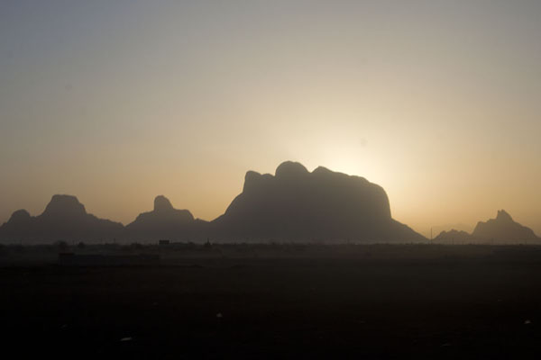 Picture of Taka Mountains at sunrise - Sudan - Africa