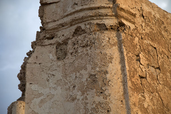 Detail of a ruined house of Suakin, with details still visible | Suakin Old Town | Sudan