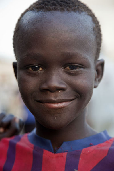 Foto de Boy at the market of Port SudanSudaneses - Sudán