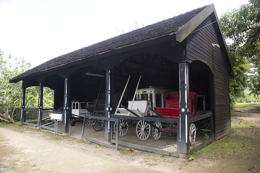 Picture of Het Koetshuis, or the coach houseNieuw Amsterdam - Suriname