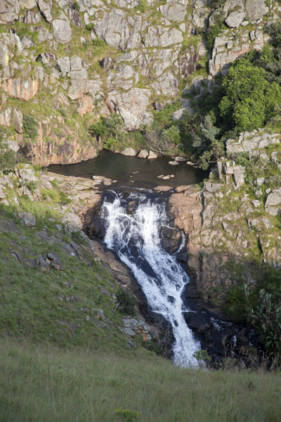 The upper part of the Malolotja Falls | Malolotja National Park | Swaziland
