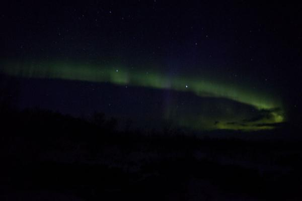 Picture of Circle of northern lightAbisko - Sweden