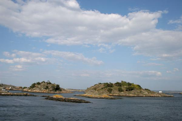 Foto de Islands of Gothenburg archipelago near StyrsöArchipiélago de Gotenburgo - Suecia