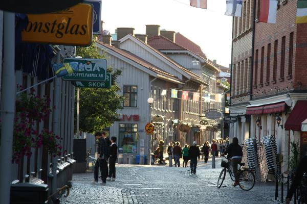 Picture of Haga is a popular place for a strollGothenburg - Sweden