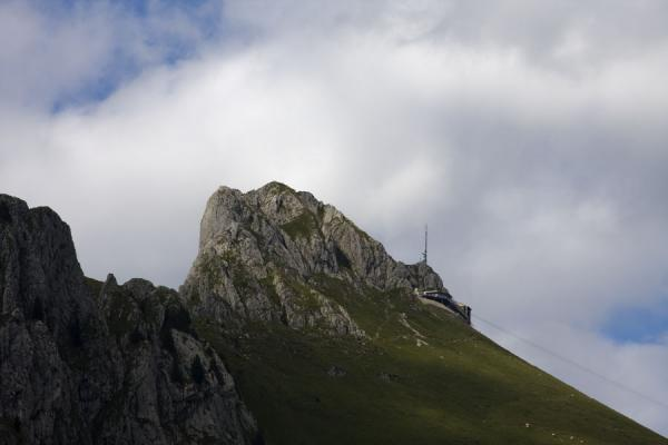 Stockhorn peak seen from below | Stockhorn | Svizzera