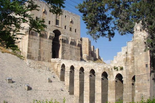 Picture of Aleppo Citadel