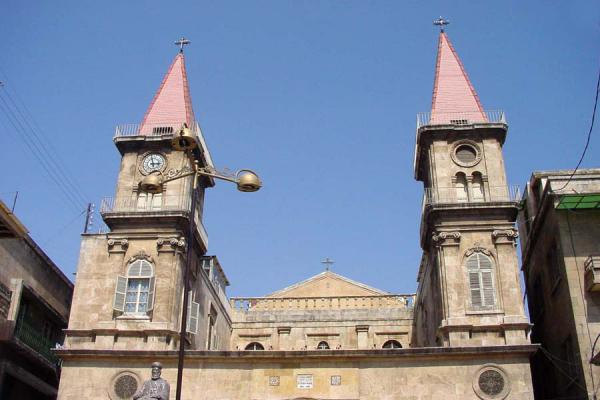 Maronite Cathedral | Aleppo | Syria