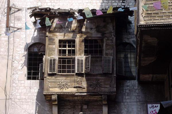 Picture of Balcony in old house, Aleppo