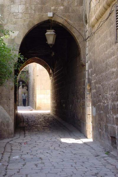 One of the alleys in the Christian quarter | Aleppo | Syria