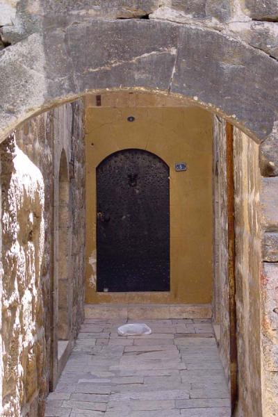 A secluded door in Aleppo | Aleppo | Syria