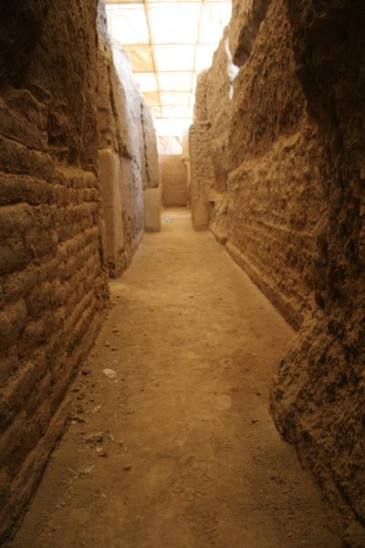 Picture of Royal Palace of Mari: inside the ruins