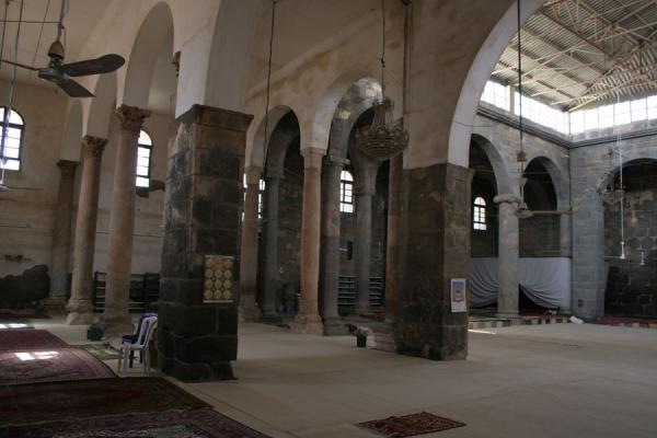Picture of Omar Mosque (Syria): Omar mosque: interior