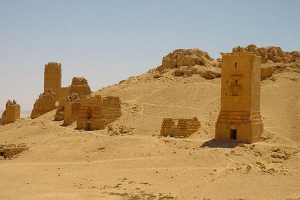 Picture of Tombs of Palmyra