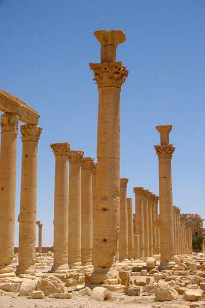 Surviving for centuries | Temple of Bel | Syria
