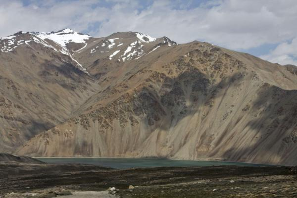Picture of The wild environment of Yashil KulYashil Kul - Tajikistan