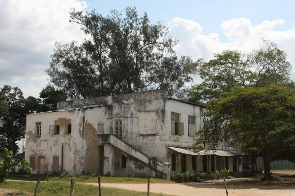 Picture of Bagamoyo (Tanzania): One of the many remaining examples of German colonial architecture: the Liku house