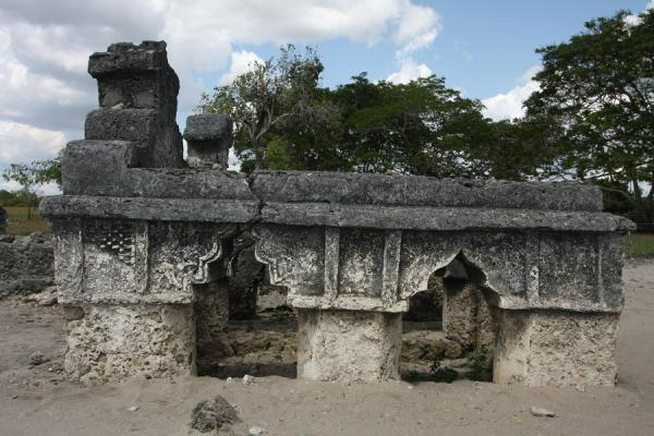 One of the tombs | Kaole Ruins | Tanzania