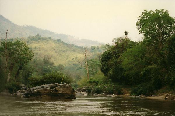 Photo de River near Chiang RaiChiang Rai - Thailande