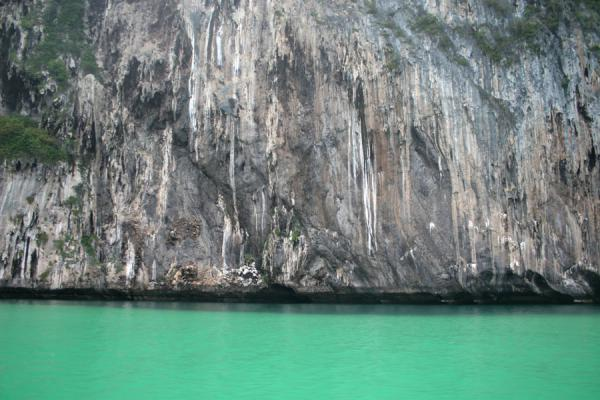 Picture of Emerald Cave (Thailand): Emerald or Morakot Cave: turquoise waters on the way