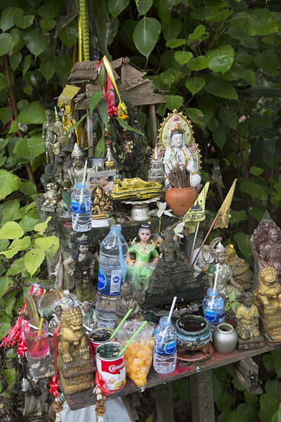 Photo de Altar on Ko KretKo Kret - Thailande