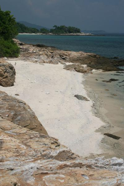 One of the white beaches of Ko Samet | Ko Samet | Thailande